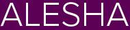 Alesha logo